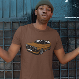 BROWN MK1 GOLF T-SHIRT