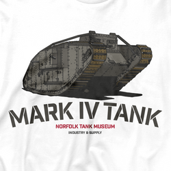 MARK IV TANK T-SHIRT