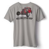 MILLERS SPEED SHOP T-SHIRT