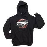 LAND ROVER HOODIE