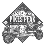 PIKES PEAK OFFICIAL LEXINGTON V2 LADIES FIT V-NECK T-SHIRT