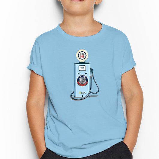 CAR S.O.S. PUMPS KIDS T-SHIRT