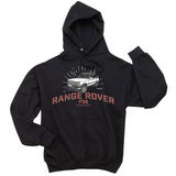 LAND ROVER UTILITY HOODIE