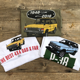 SHOP STOCK LAND ROVER RANGE ROVER T-SHIRT