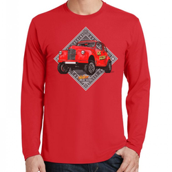 NO.2 LIMITED EDITION COVER AUSTIN GASSER LONG SLEEVE T-SHIRT