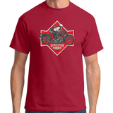 Henderson Motorcycle Red T-Shirt