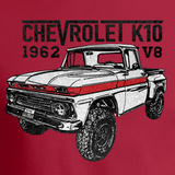 Chevrolet k10 artwork original