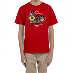 DINGLES FAIRGROUND WALTZER T-SHIRT FOR KIDS