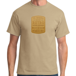 RETRO OUTDOOR EQUIPMENT T-SHIRT