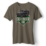 LAND ROVER DAD DEFENDER T-SHIRTS