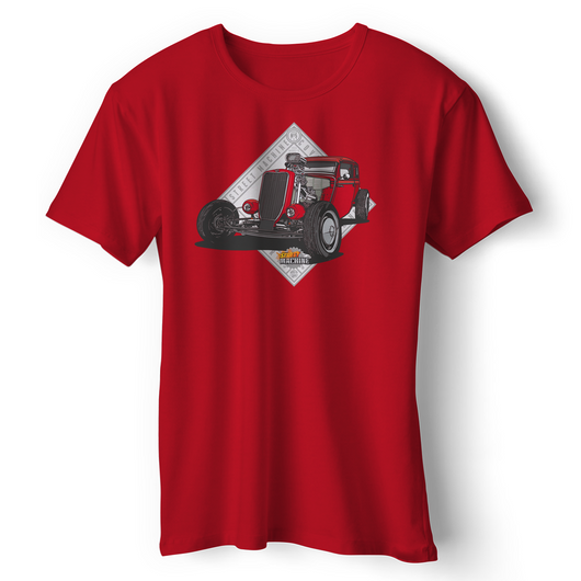 NO.5 LIMITED EDITION COVER 1933 MODEL Y T-SHIRT