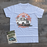 LAND ROVER SERIES II T-SHIRT