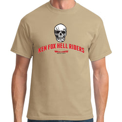 KEN FOX HELL RIDERS T-SHIRT
