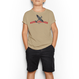 AERO LEGENDS UTILITY TD314 SPITFIRE KIDS T-SHIRT