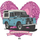 """LOVE OF MY LIFE"" LAND ROVER SERIES FREEFLOW LONG SLEEVE T-SHIRT"
