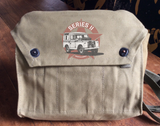 LAND ROVER ARMY SURPLUS MESSENGER BAG (LIMITED AVAILABILITY)
