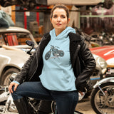 59 BOBBER 'THE INDUSTRY AND SUPPLY BIKE' HOODIE