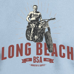 long beach bsa sky blue