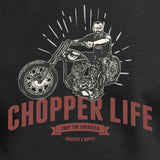 Chopper Life Tony the Engraver