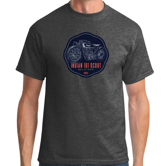 INDIAN 101 SCOUT T-SHIRT