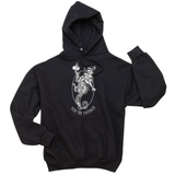 TONY THE ENGRAVER SEA HORSE HOODIE