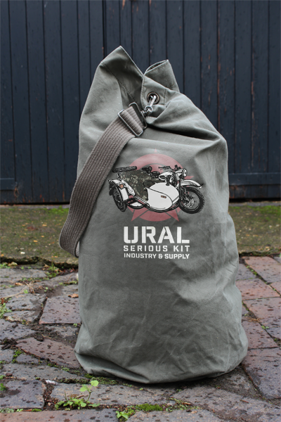 URAL ARMY SURPLUS KIT & MESSENGER BAGS