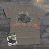 LAND ROVER UTILITY DEFENDER 110 PICKUP T-SHIRT