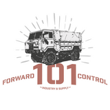 UTILITY LAND ROVER FORWARD CONTROL 101 T-SHIRT