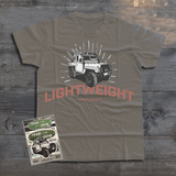 UTILITY LAND ROVER LIGHTWEIGHT T-SHIRT