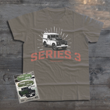 UTILITY LAND ROVER SERIES III T-SHIRT