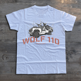 LAND ROVER UTILITY WOLF 110 T-SHIRT