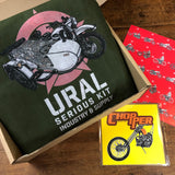 URAL T-SHIRT IN STOCK