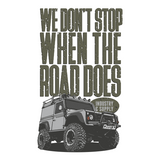 LAND ROVER OFFROAD DEFENDER 90 T-SHIRT
