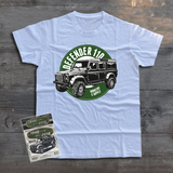 LAND ROVER DEFENDER 110 T-SHIRT