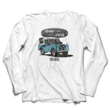 LAND ROVER 70TH BIRTHDAY SERIES LONG SLEEVE T-SHIRT