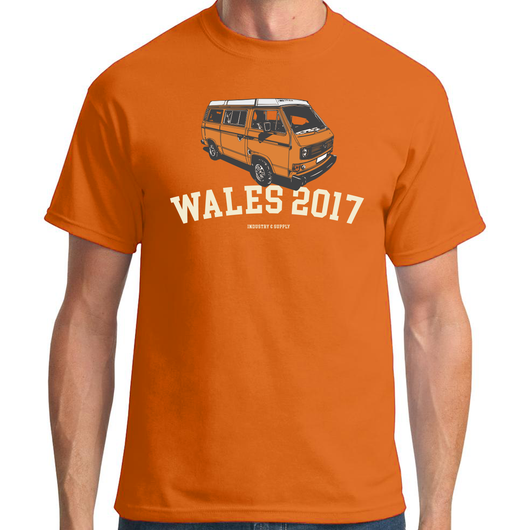HOLIDAY DESTINATION WESTFALIA T-SHIRT