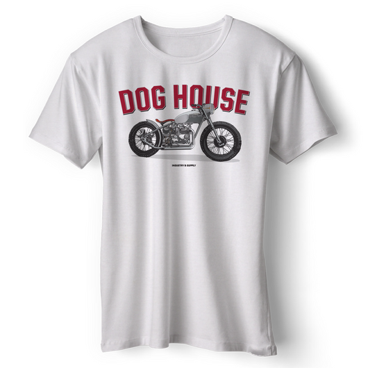 DOGHOUSE TRIUMPH T-SHIRT