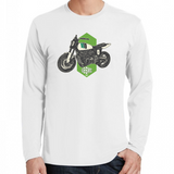 KAWASAKI Z650 TRACKER LONG SLEEVE T-SHIRT