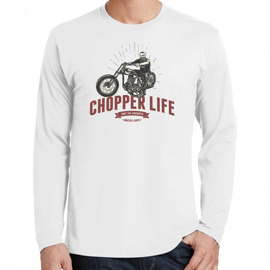 CHOPPER TONY LONG SLEEVE T-SHIRT
