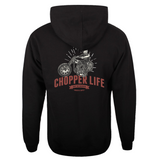 CHOPPER TONY ZIP UP HOODIE