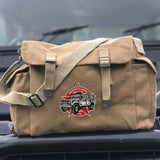 ARMY SURPLUS LAND ROVER ADVENTURE BAG (NOT ISSUED)