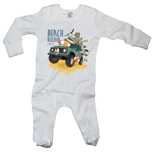 LIZARDILLO BABY GROW