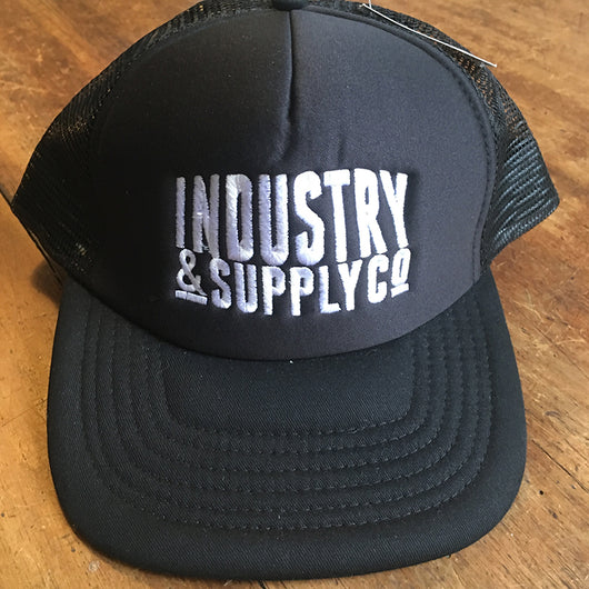 SHOP STOCK INDUSTRY & SUPPLY CAPS