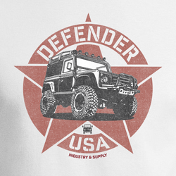 LAND ROVER USA DEFENDER 90 T-SHIRT