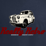 REALLY RETRO AUSTIN A35 LONG SLEEVE T-SHIRT