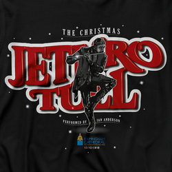 JETHRO TULL LONG SLEEVE T-SHIRT