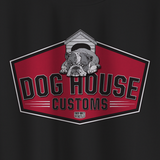 DOGHOUSE LONG SLEEVE T-SHIRT