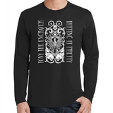 TONY THE ENGRAVER HITTING IT PRETTY LONG SLEEVE T-SHIRT