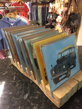 LAND ROVER GREETINGS CARDS