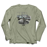 LAND ROVER 1ST EDITION LONG SLEEVE T-SHIRT